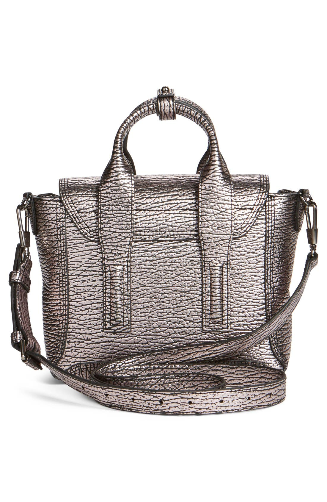 Alternate Image 2  - 3.1 Phillip Lim 'Mini Pashli' Metallic Leather Satchel