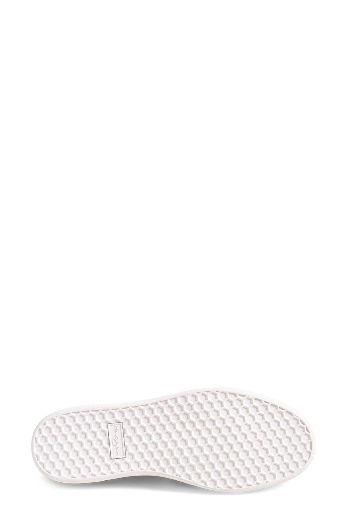 Alternate Image 4  - Halogen® 'Turner' Slip-On Sneaker (Women)