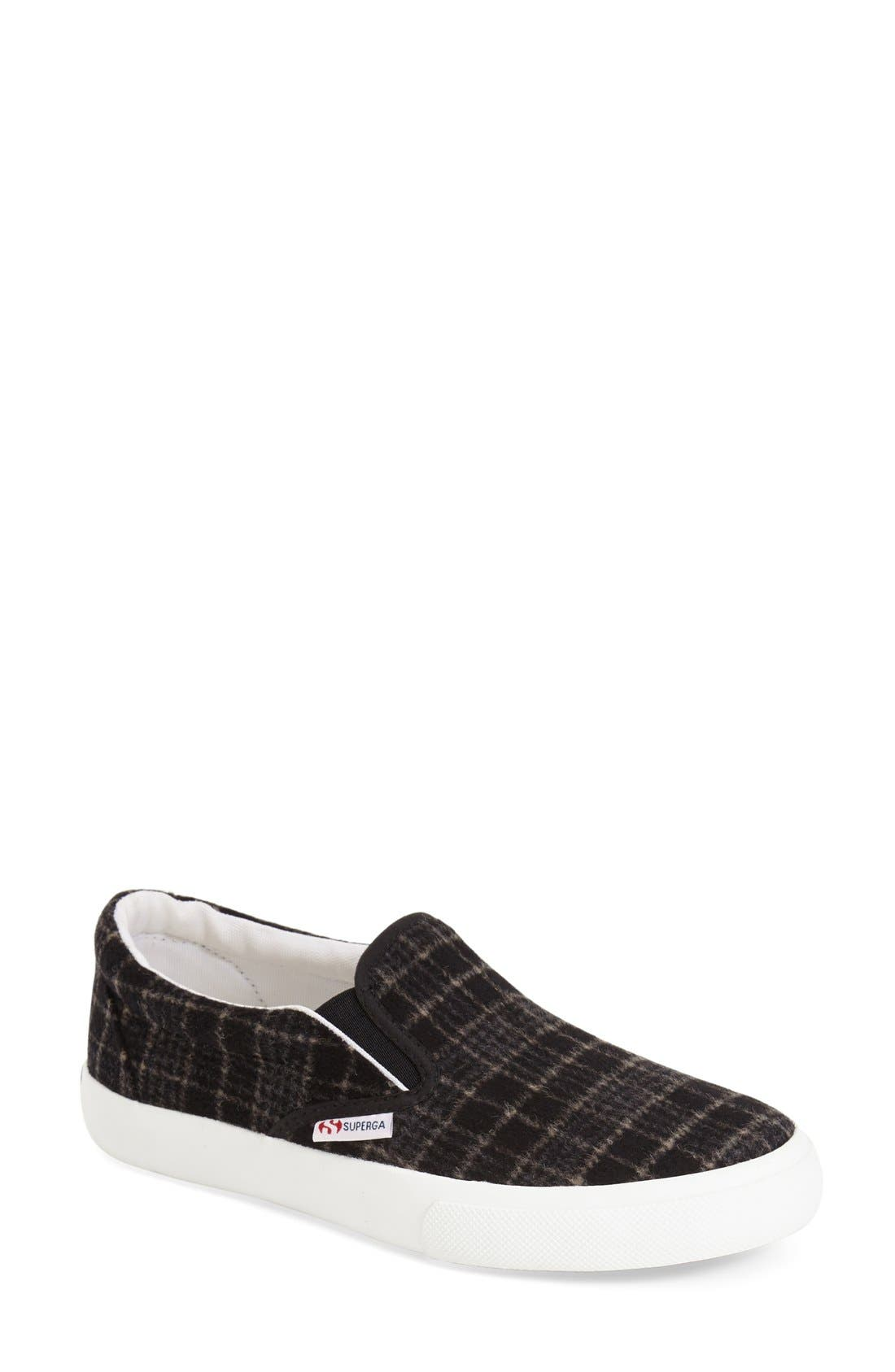 Alternate Image 1 Selected - Superga Slip-On Sneaker (Women)