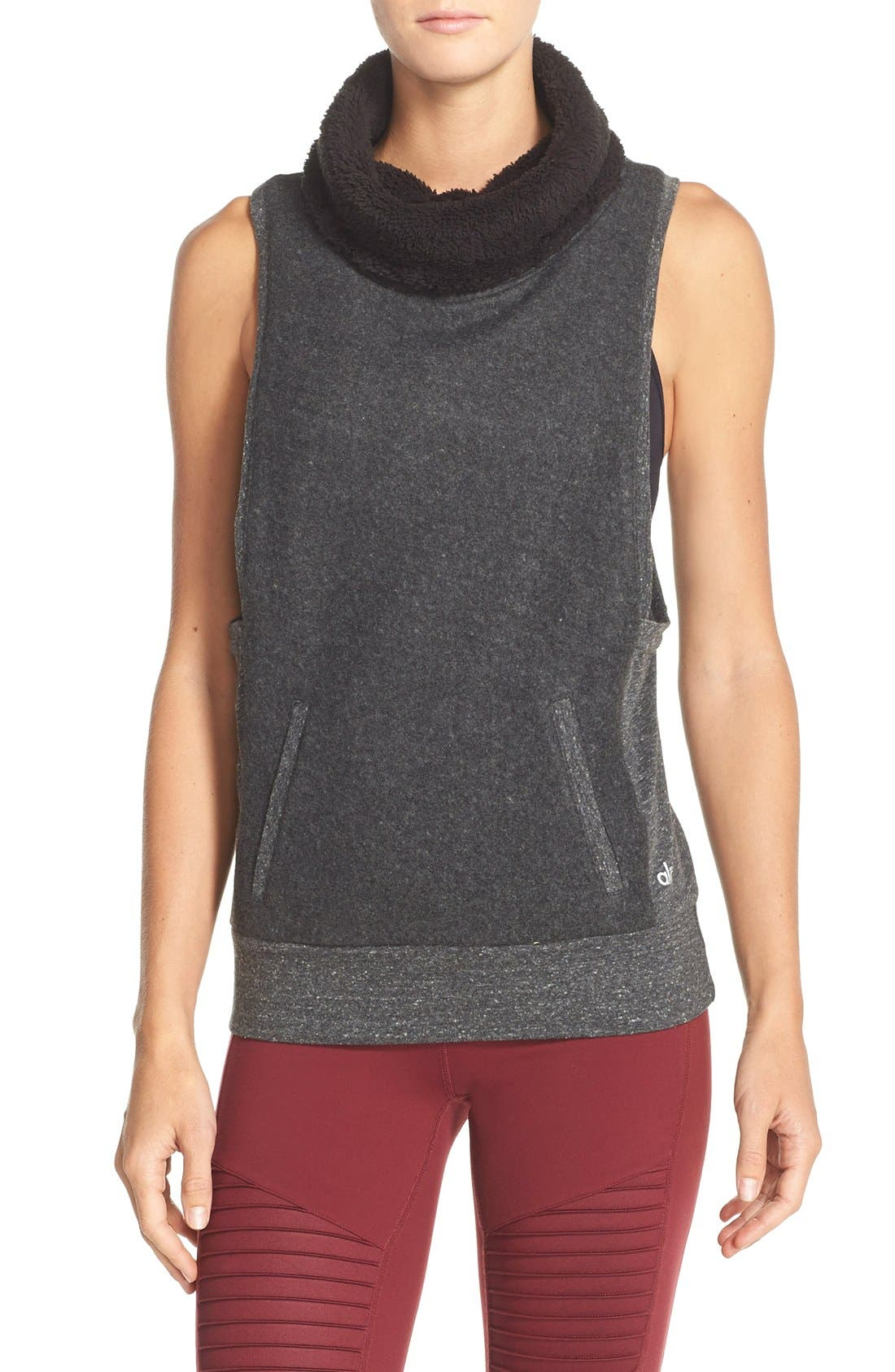 Alternate Image 1 Selected - Alo 'Frost' Sleeveless Pullover