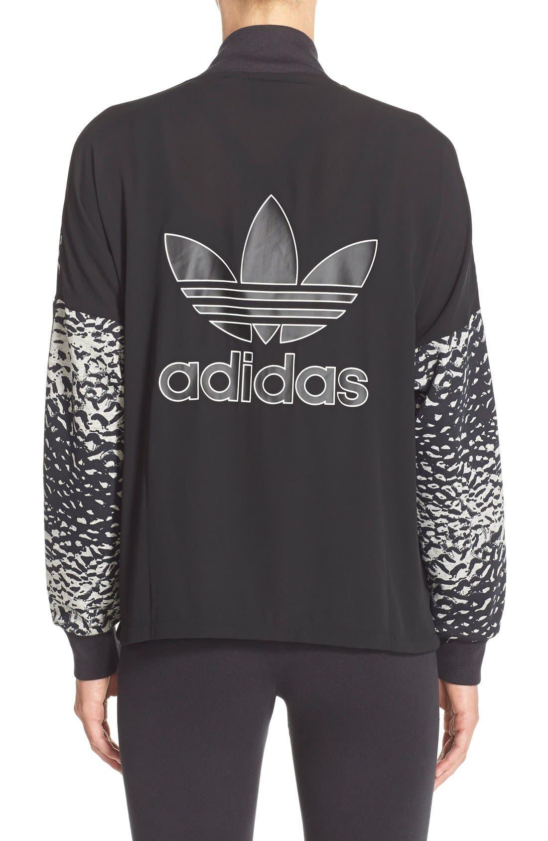 Alternate Image 2  - adidas Originals 'Helsinki Superstar' Track Jacket