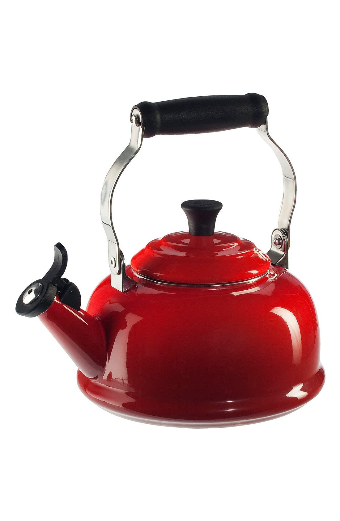 Main Image - Le Creuset Classic Whistling Tea Kettle