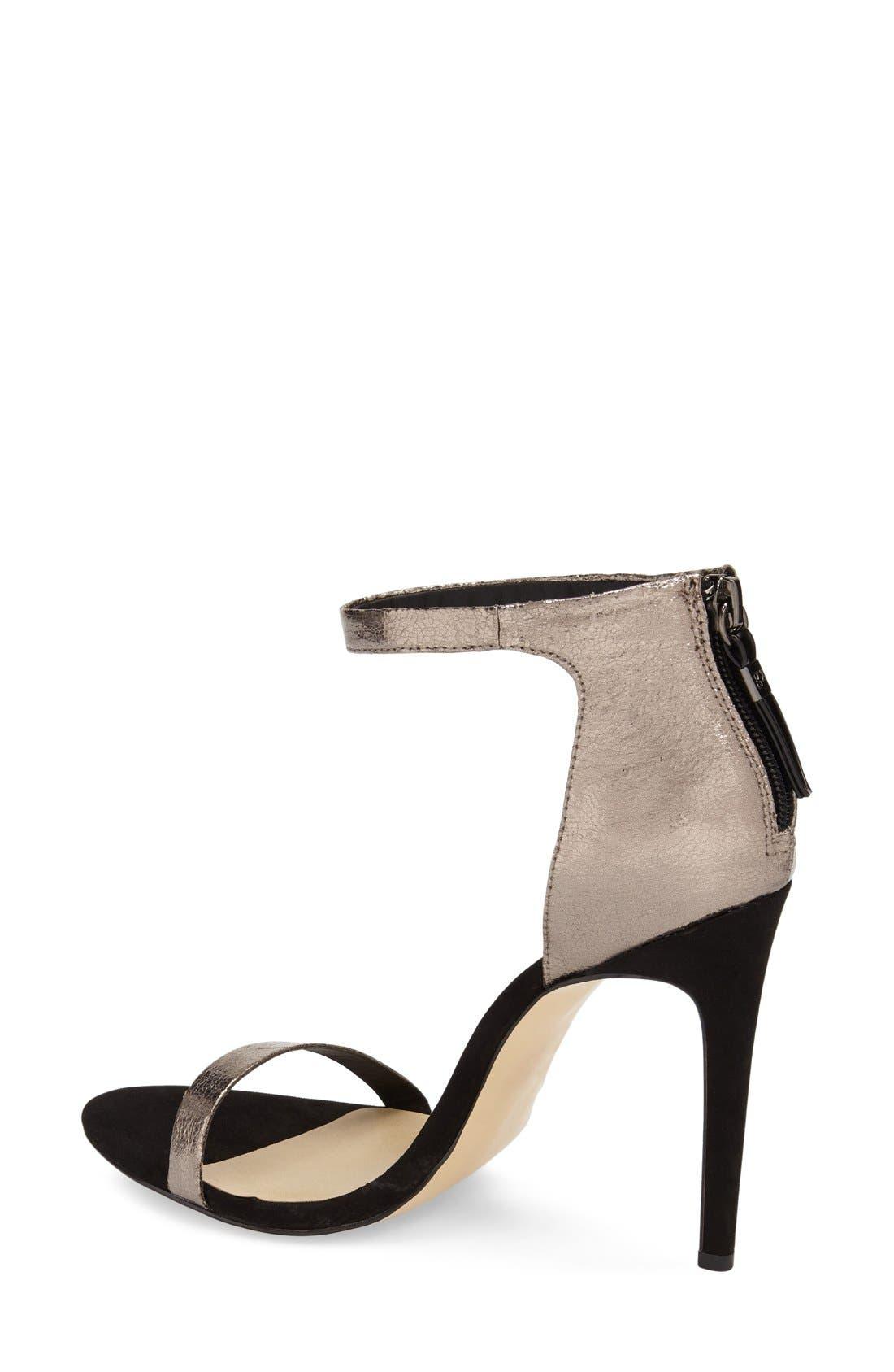 Alternate Image 2  - gx by Gwen Stefani 'Observe' Ankle Strap Sandal (Women)