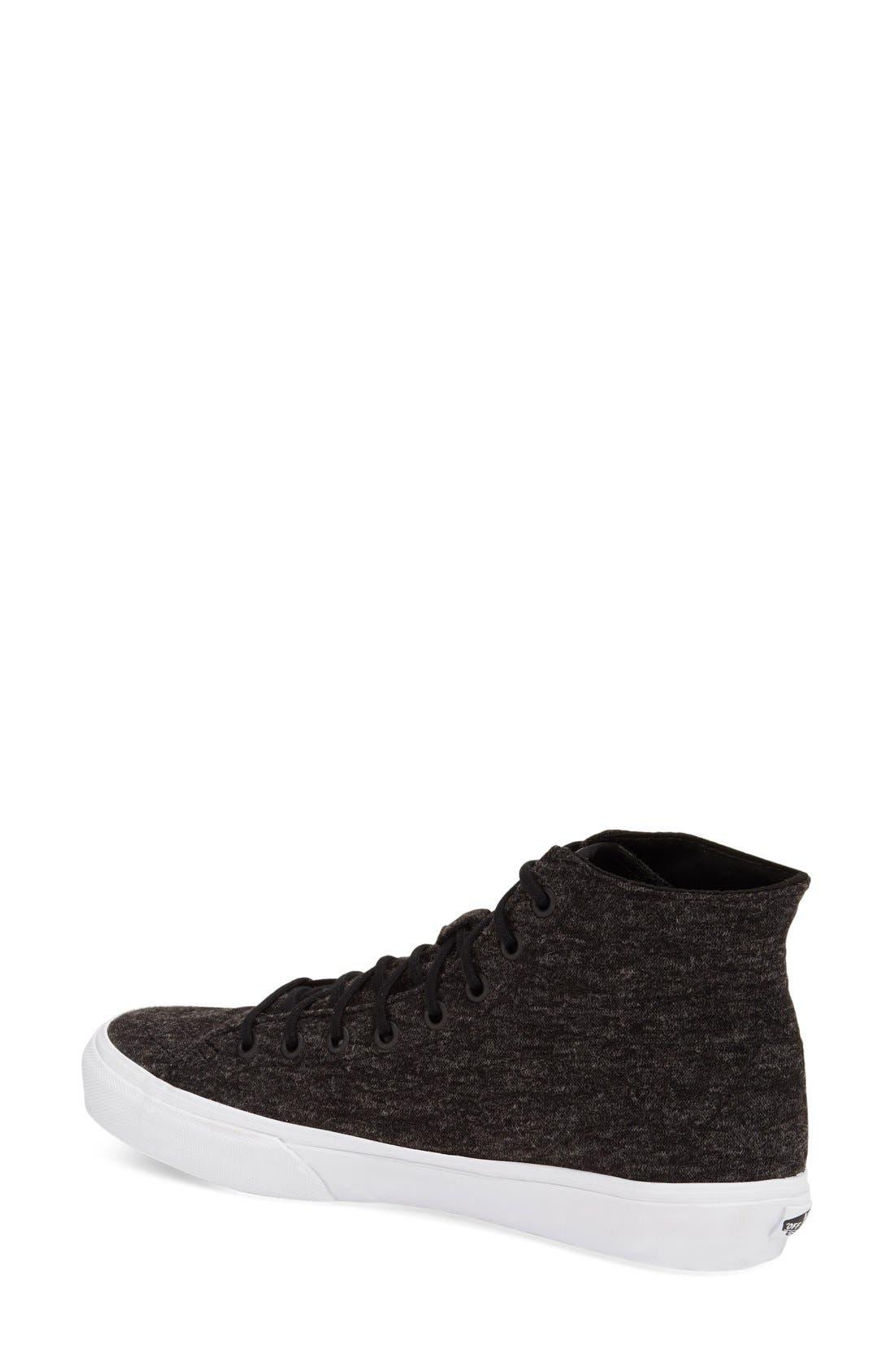 Alternate Image 2  - Vans 'Sk8-Hi Decon' Sneaker (Women)