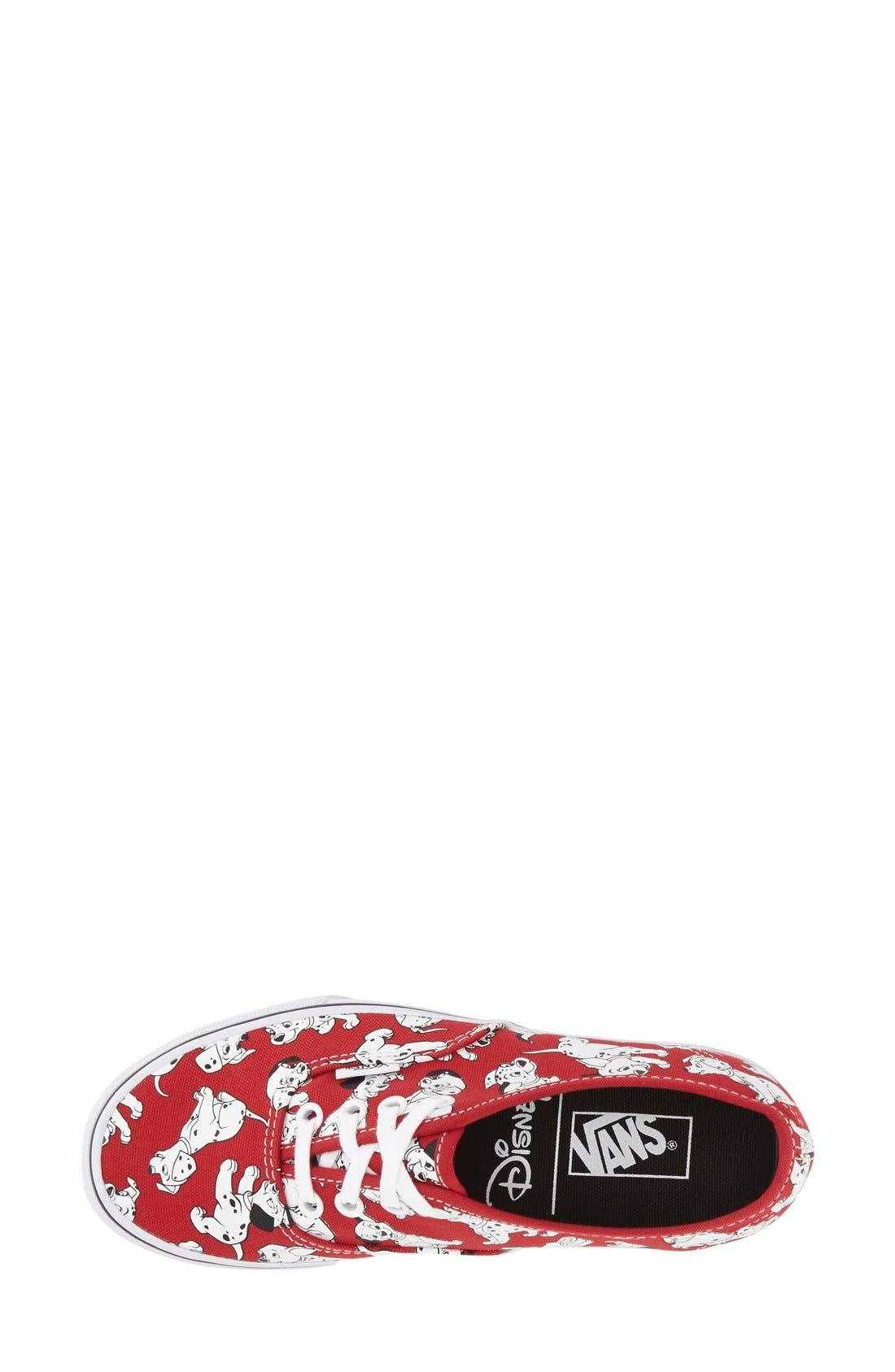 Alternate Image 3  - Vans 'Authentic - Disney® 101 Dalmatians®' Sneaker (Women)