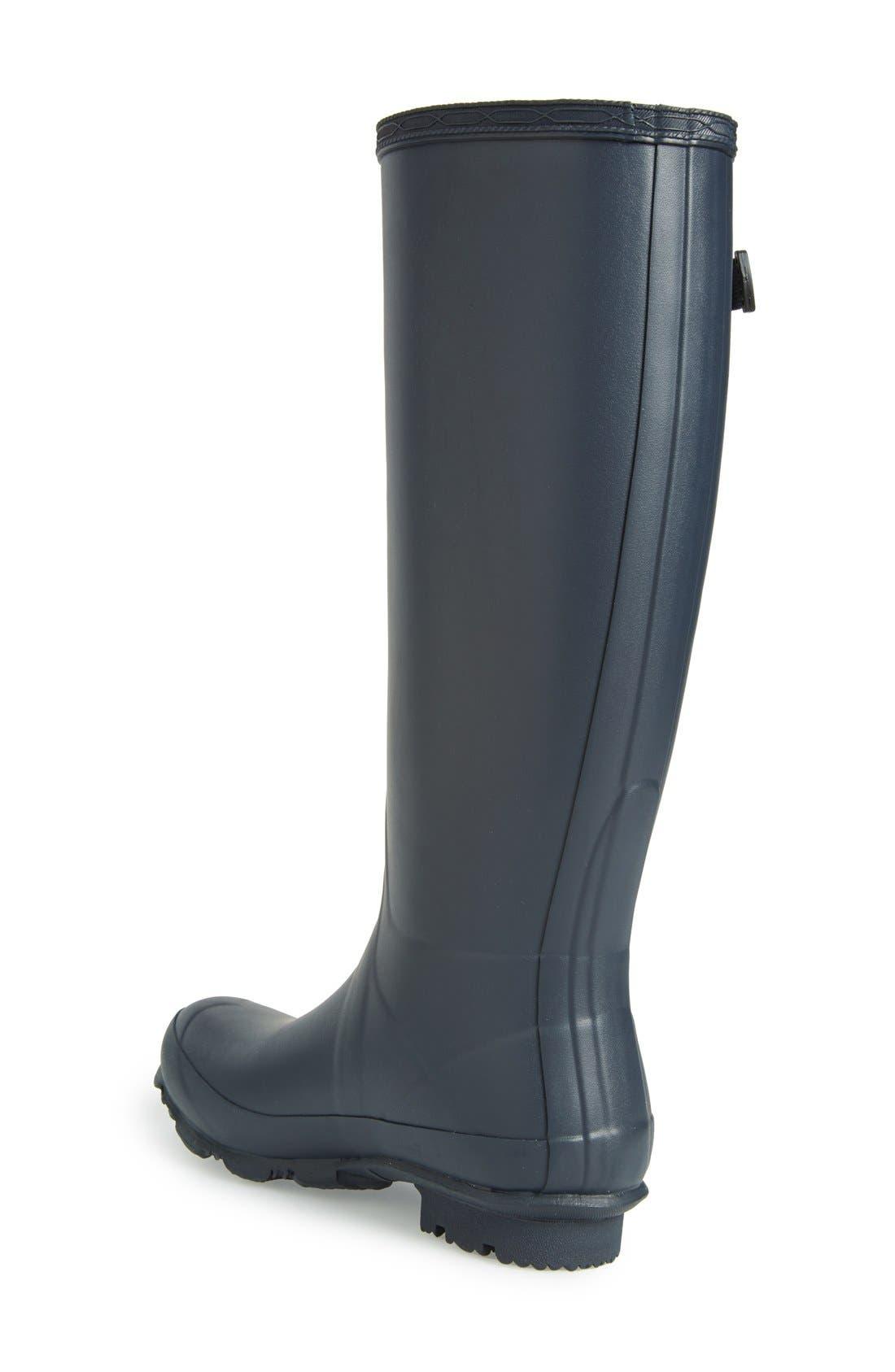 Alternate Image 2  - Hunter 'Norris Field' Boot (Women)