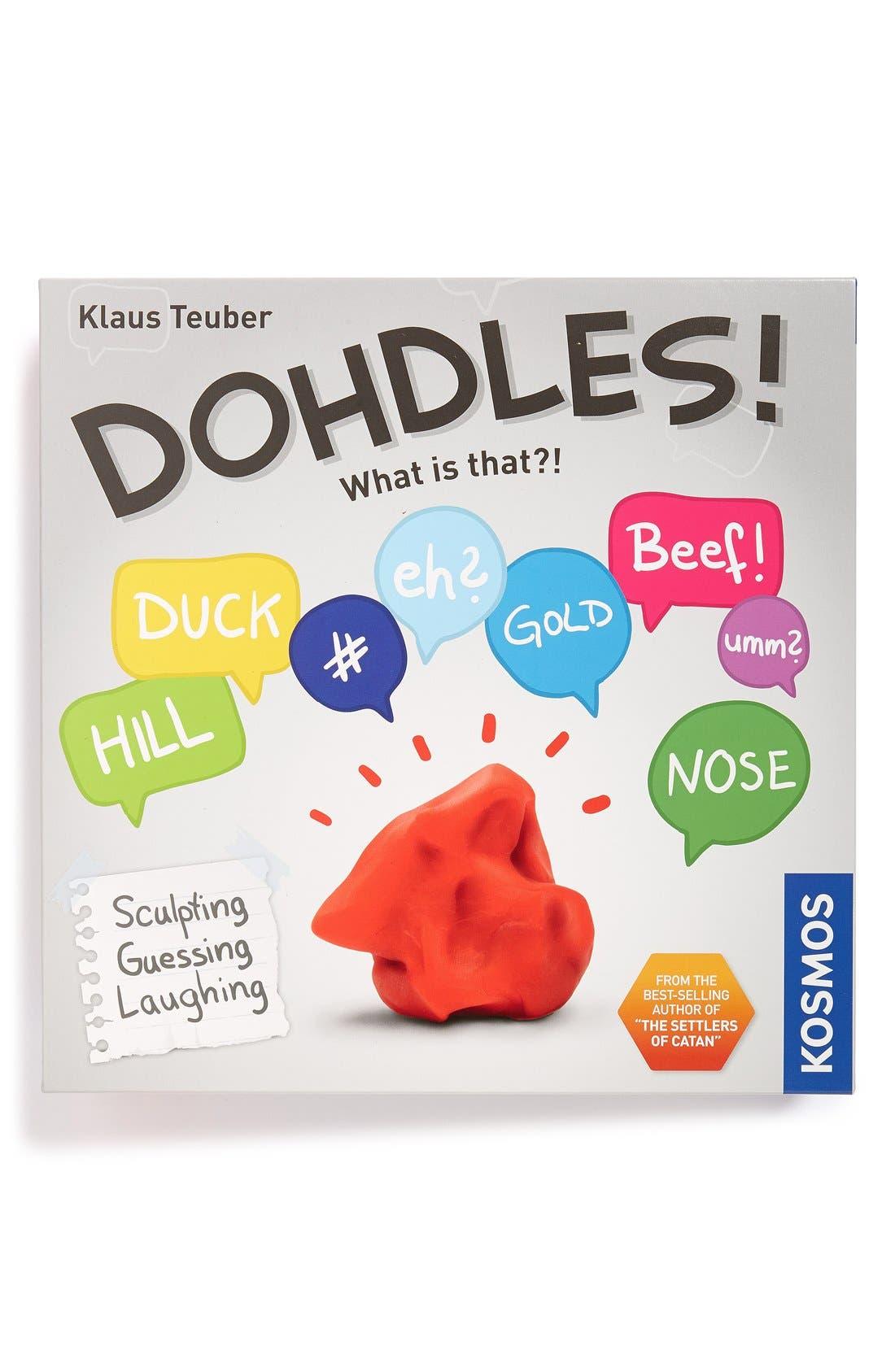 Thames & Kosmos 'Dohdles' Game