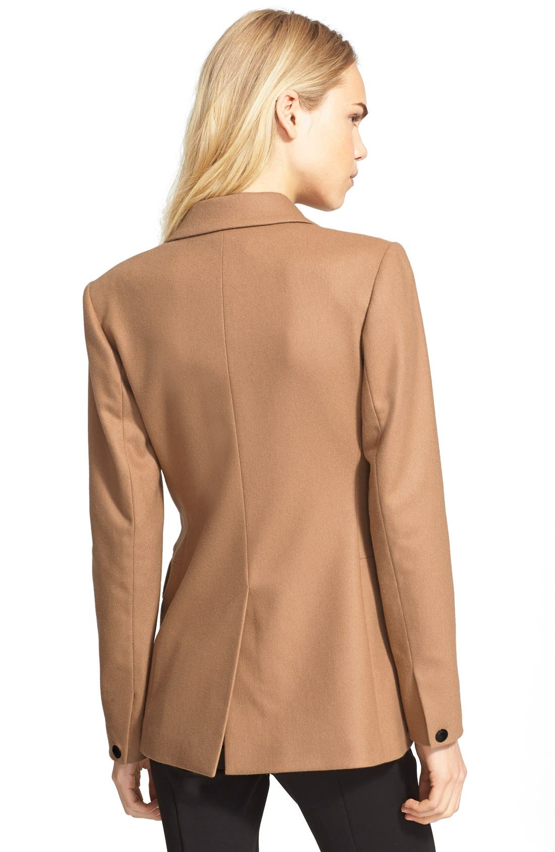 Alternate Image 2  - rag & bone 'Corin' Wool Blend Blazer
