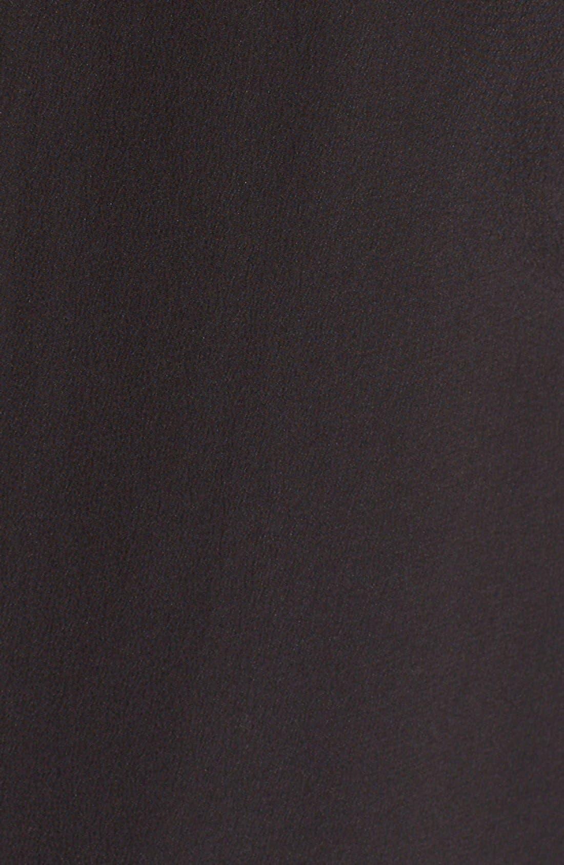 Alternate Image 5  - Rebecca Taylor Sleeveless Embellished Silk Tank