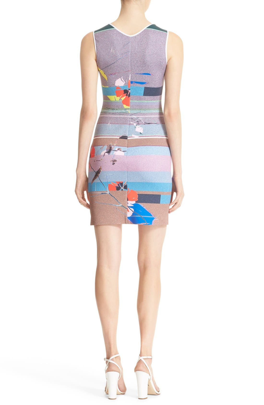 Alternate Image 2  - Clover Canyon 'Coastal Currents' Sheath Dress