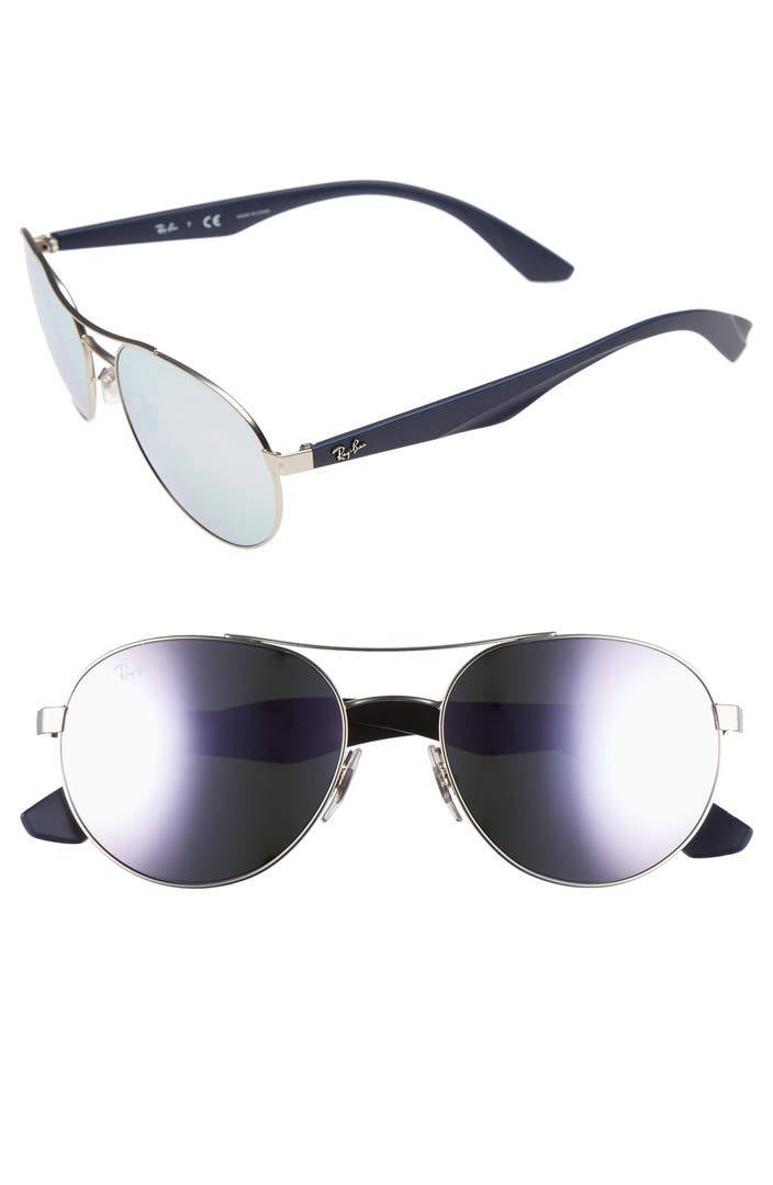 4ae3afea029 Ray Ban Women Aviator 55mm