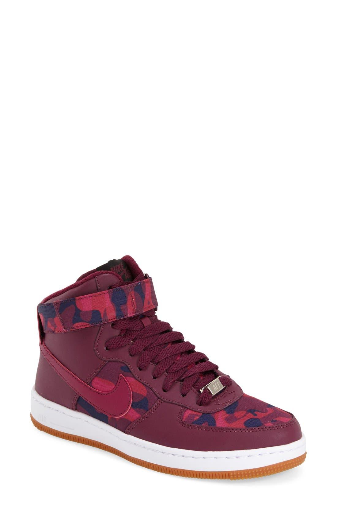 Alternate Image 1 Selected - Nike 'AF-1 Ultra Force' Sneaker (Women)