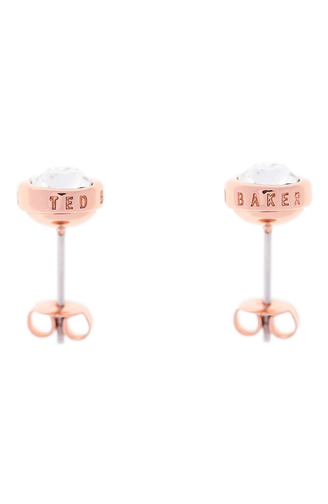 Alternate Image 2  - Ted Baker London 'Sinaa' Crystal Stud Earrings