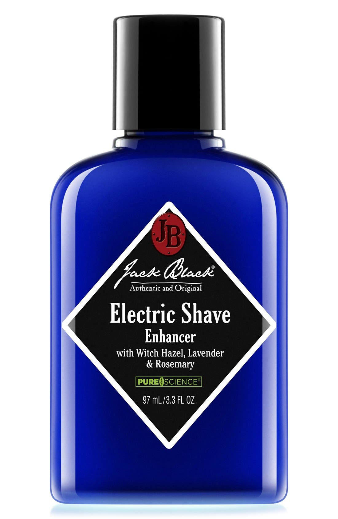 Jack Black Electric Shave Enhancer with Witch Hazel, Lavender & Rosemary