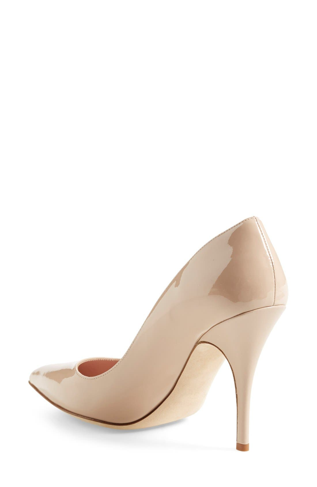 Alternate Image 2  - kate spade new york 'licorice too' pump (Women)