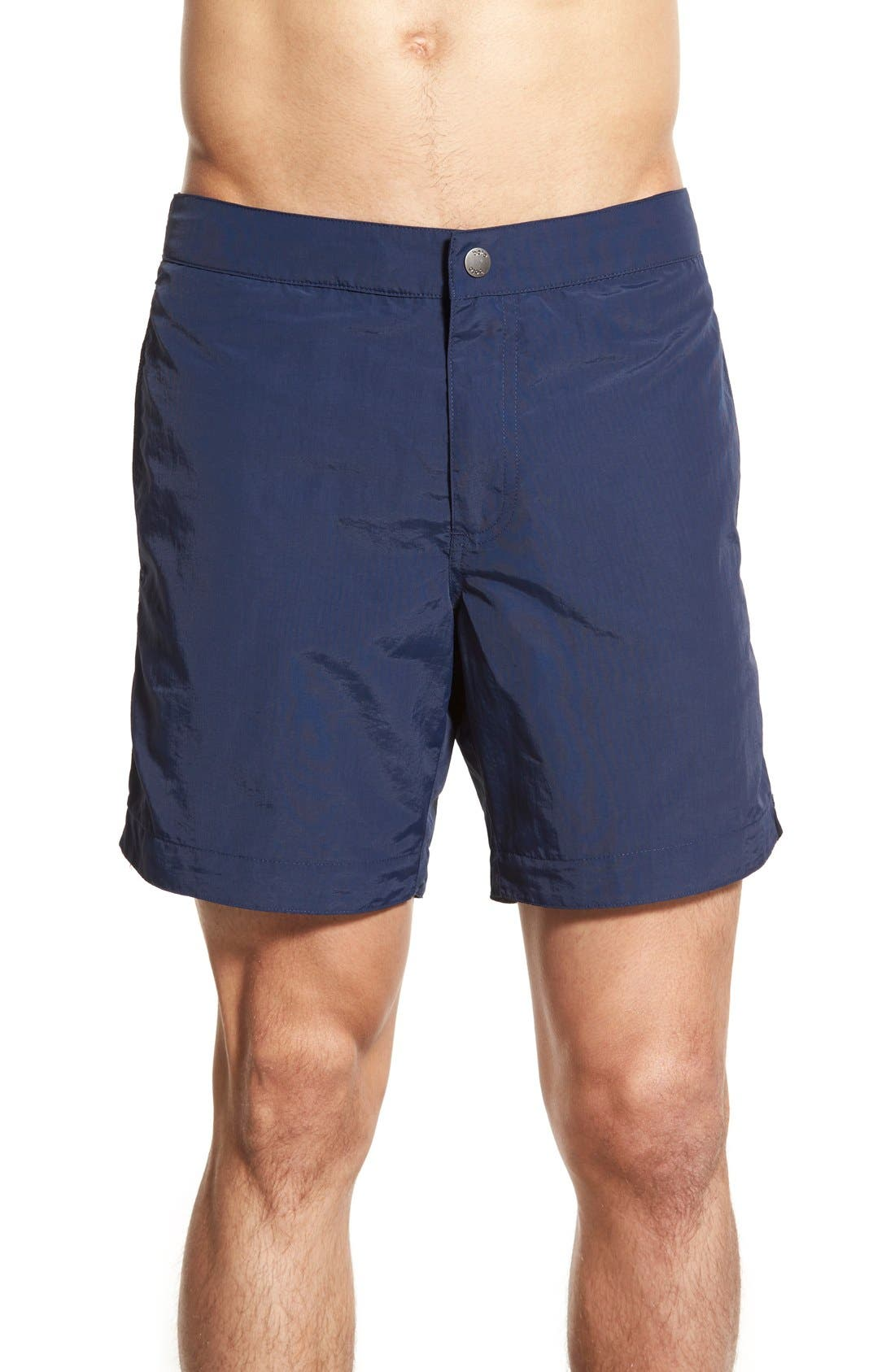 BOTO 'Aruba' Tailored Fit 6.5 Inch Swim Trunks