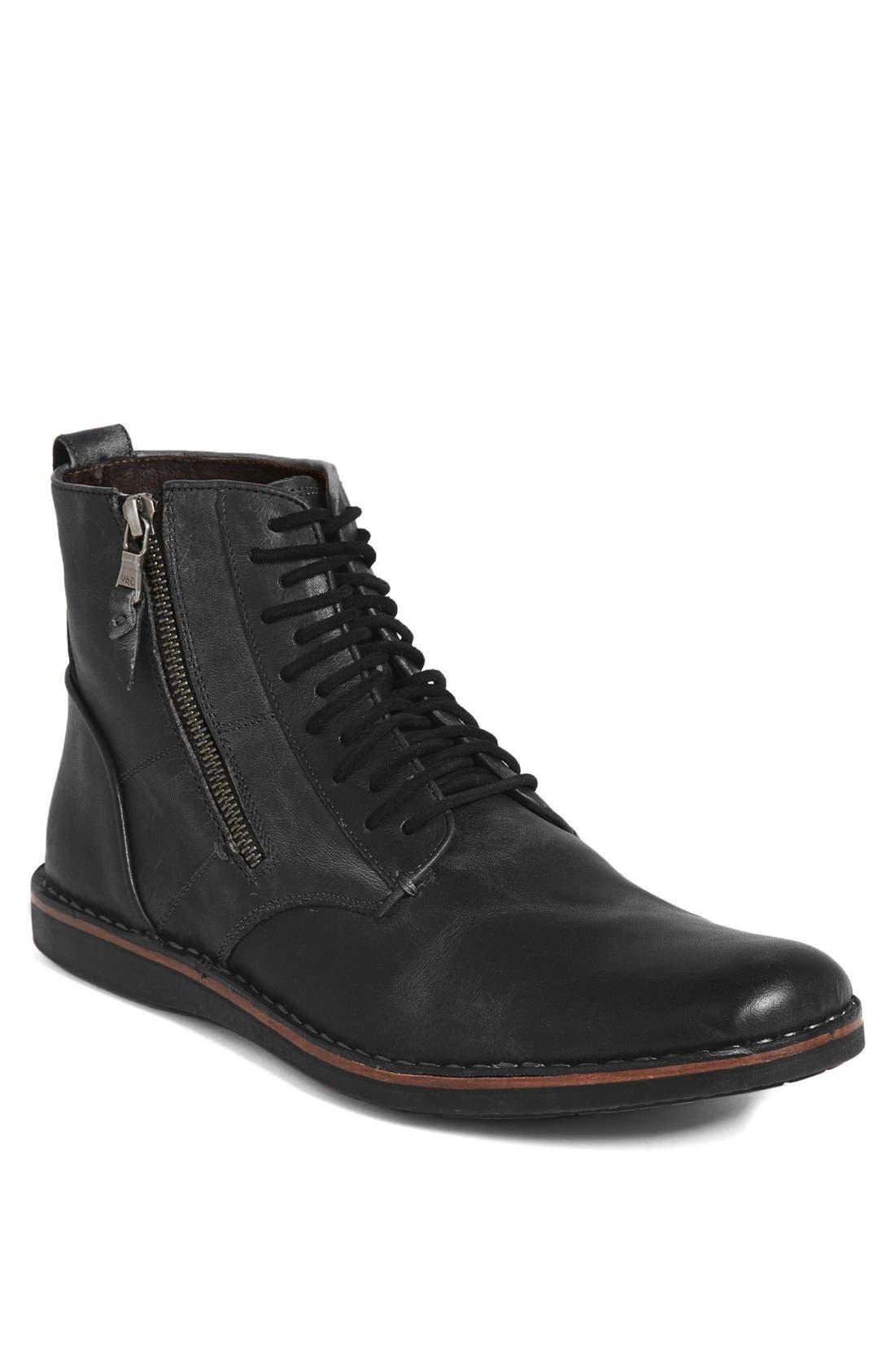 Alternate Image 1 Selected - John Varvatos Star USA 'Barrett' Plain Toe Boot (Men) (Online Only)