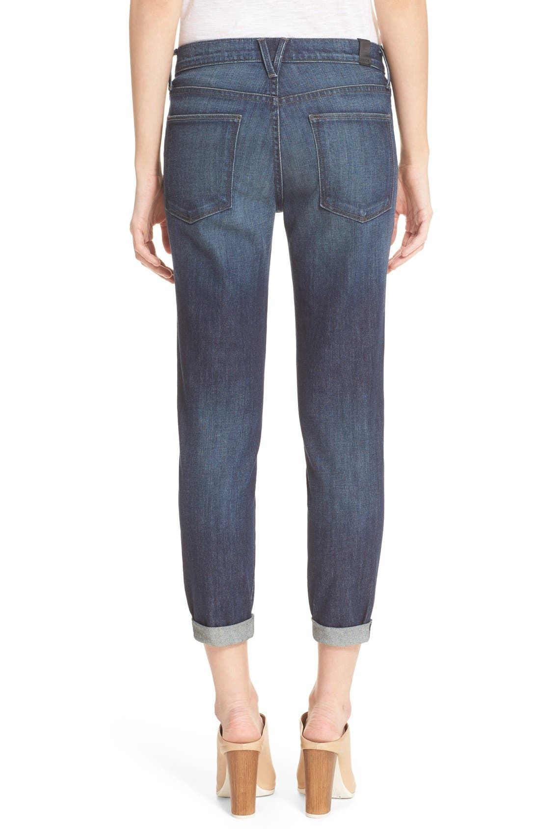 Alternate Image 2  - Vince 'Mason' Relaxed Rolled Jeans (Hyperion Ave)