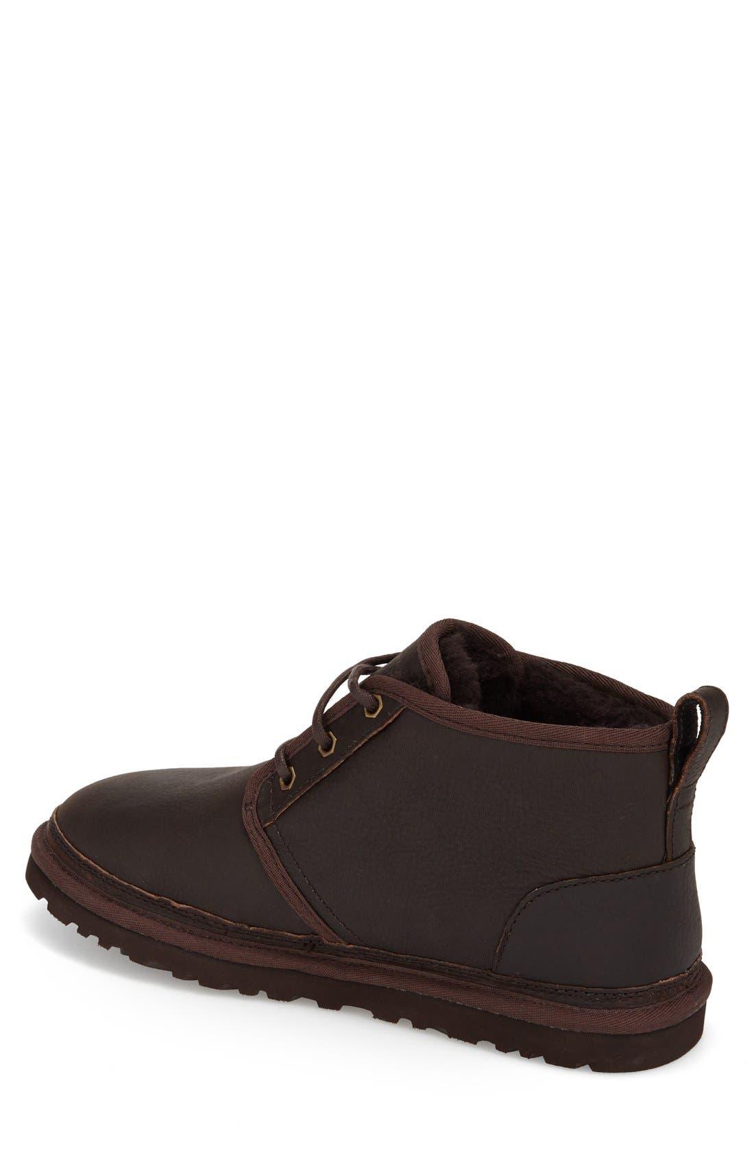 Alternate Image 2  - UGG® Neumel Chukka Boot (Men)