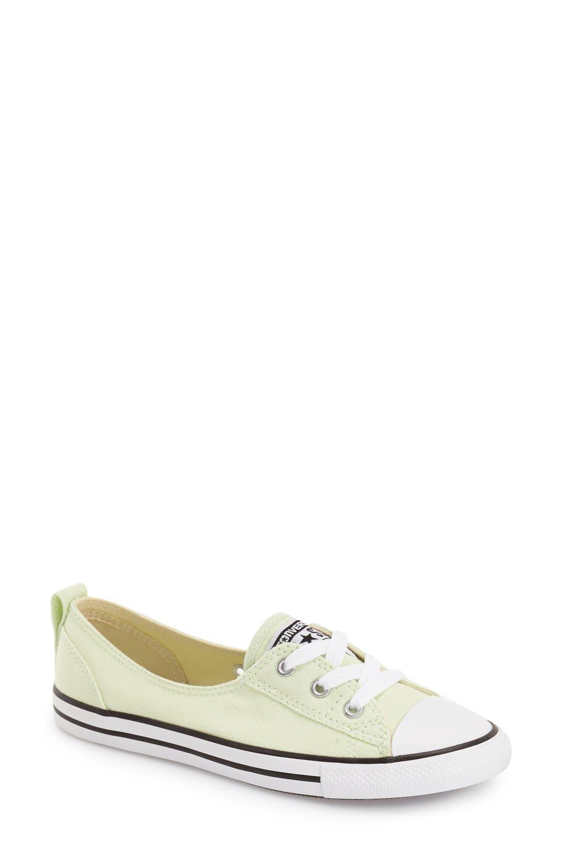 Alternate Image 1 Selected - Converse Chuck Taylor® All Star® Ballet Sneaker (Women)
