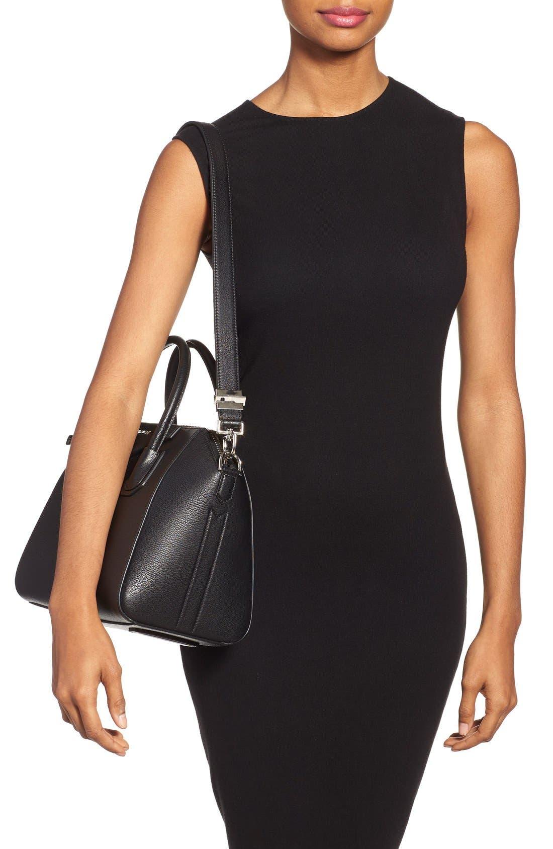 Alternate Image 2  - Givenchy 'Small Antigona' Sugar Leather Satchel