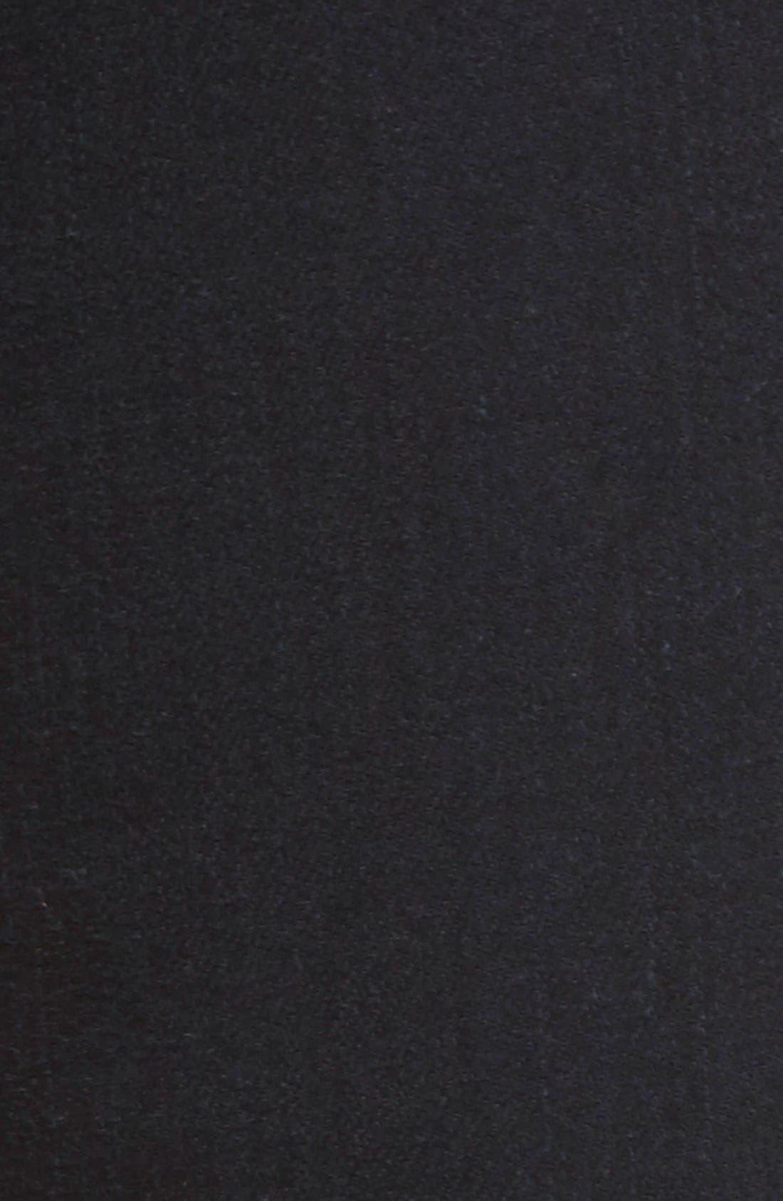 Alternate Image 5  - J Brand Destroyed Crop Skinny Jeans (Blue Mercy)