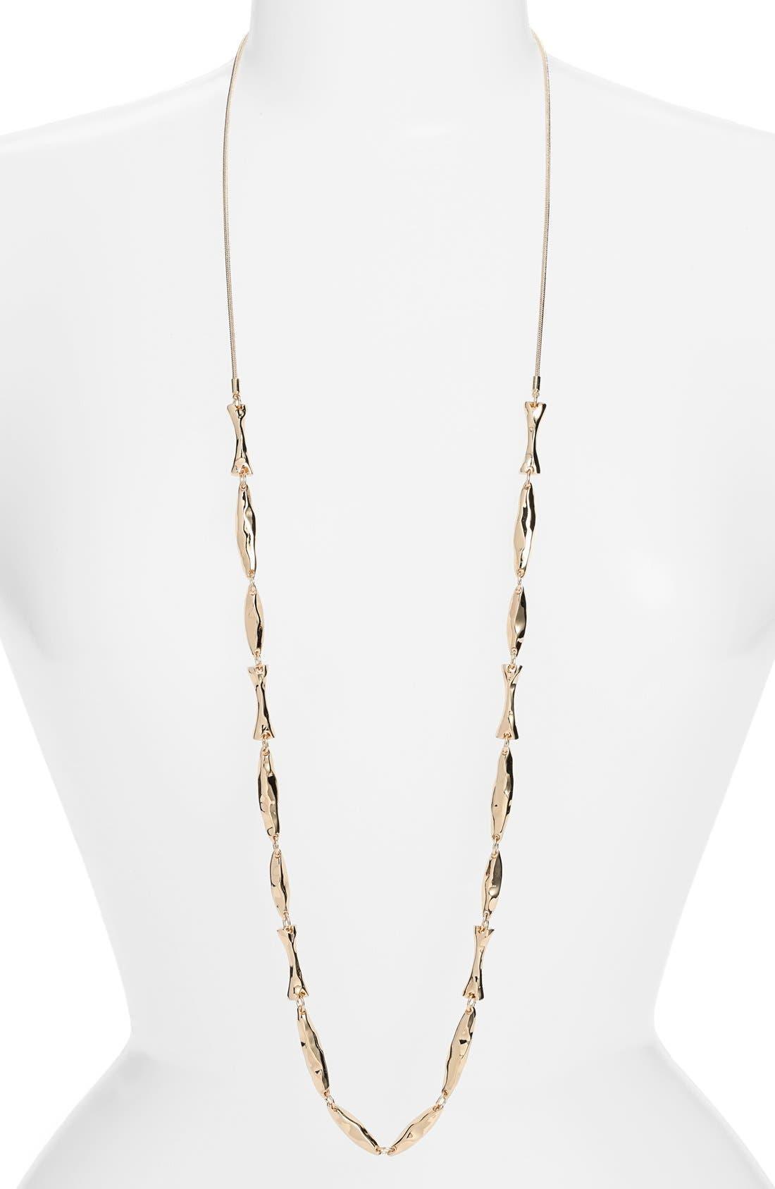 Alternate Image 1 Selected - Nordstrom Long Link Necklace