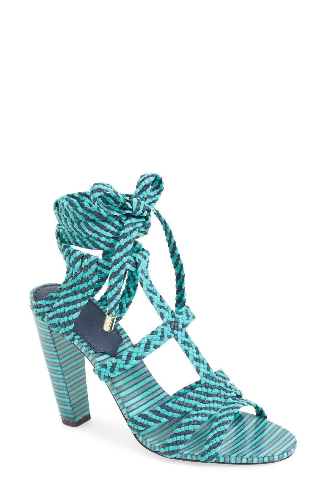 Alternate Image 1 Selected - Jimmy Choo 'Trix' Sandal (Women)