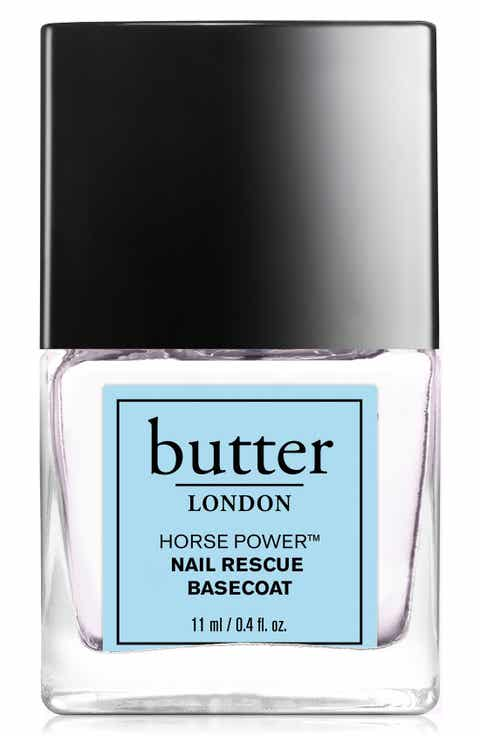 butter LONDON 'Horse Power™' Nail Rescue Basecoat