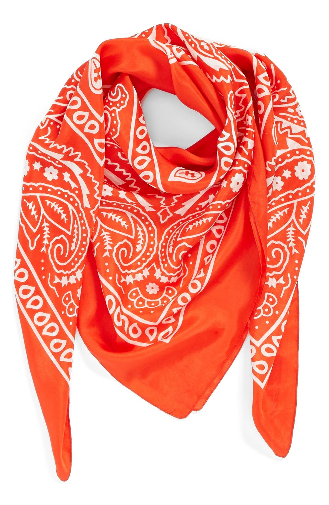 Alternate Image 1 Selected - Lulla Collection by Bindya 'Bandana' Silk Scarf