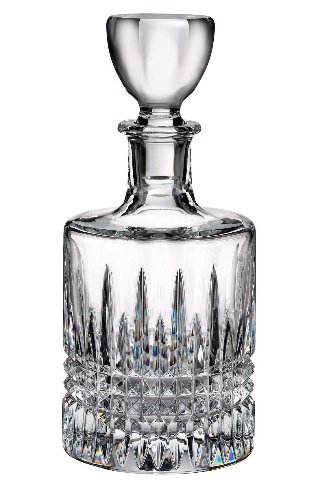Waterford 'Lismore' Lead Crystal Decanter & Stopper
