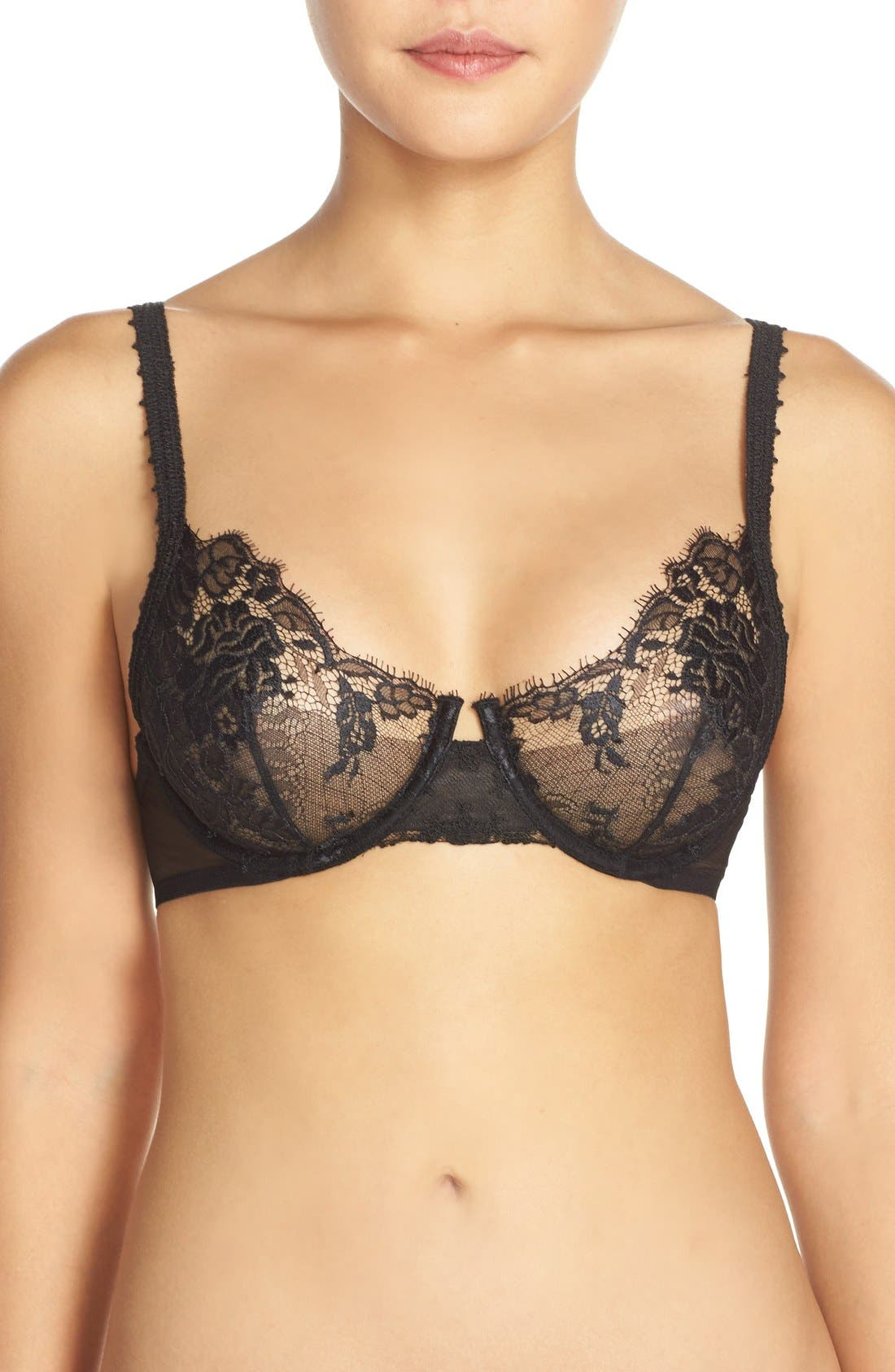 Alternate Image 1 Selected - La Perla 'Maharani' Underwire Balconette Bra