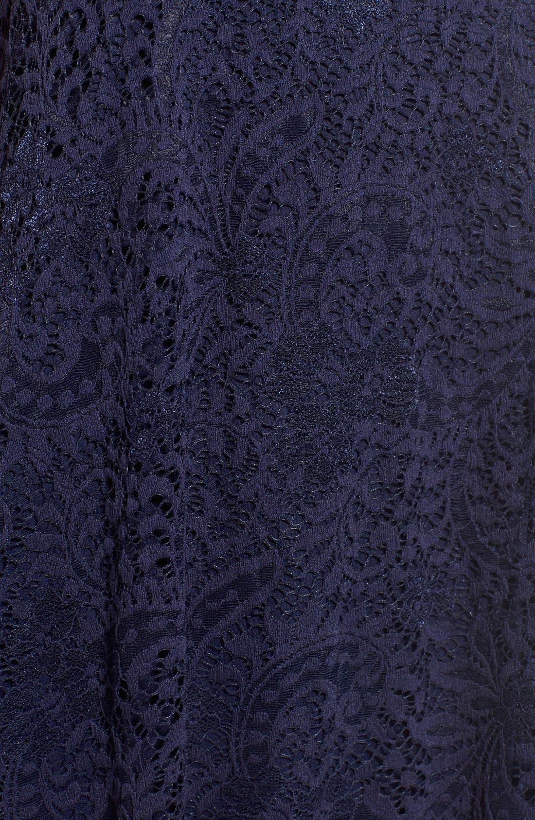 Alternate Image 5  - Everly Lace Shift Dress