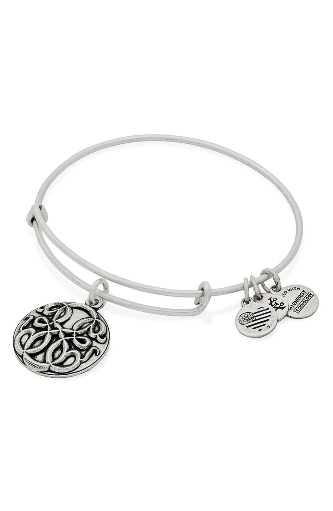 Alternate Image 4  - Alex and Ani 'Path of Life' Charm Bracelet