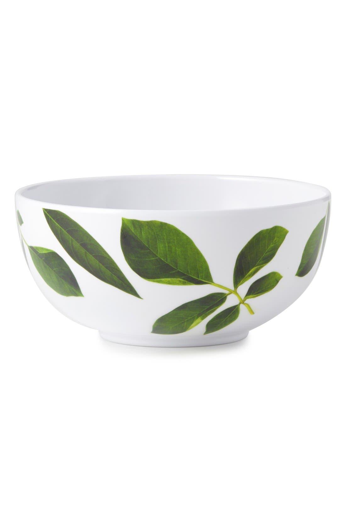 Alternate Image 1 Selected - kate spade new york 'patio floral' melamine bowl