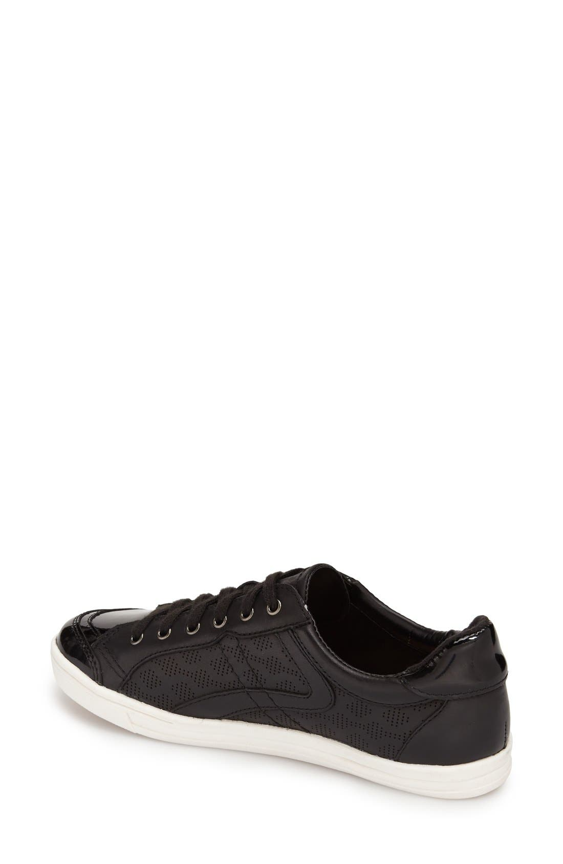Alternate Image 2  - Earth® 'Quince' Leather Sneaker (Women)