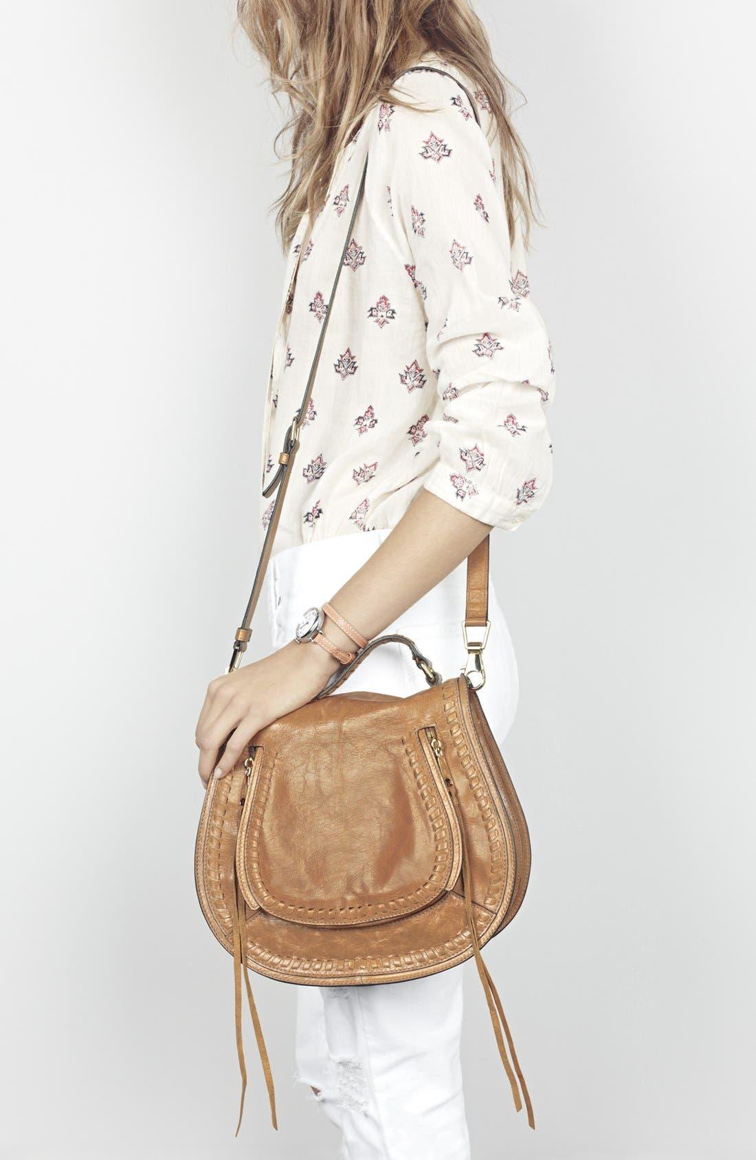 Alternate Image 7  - Rebecca Minkoff Vanity Saddle Bag