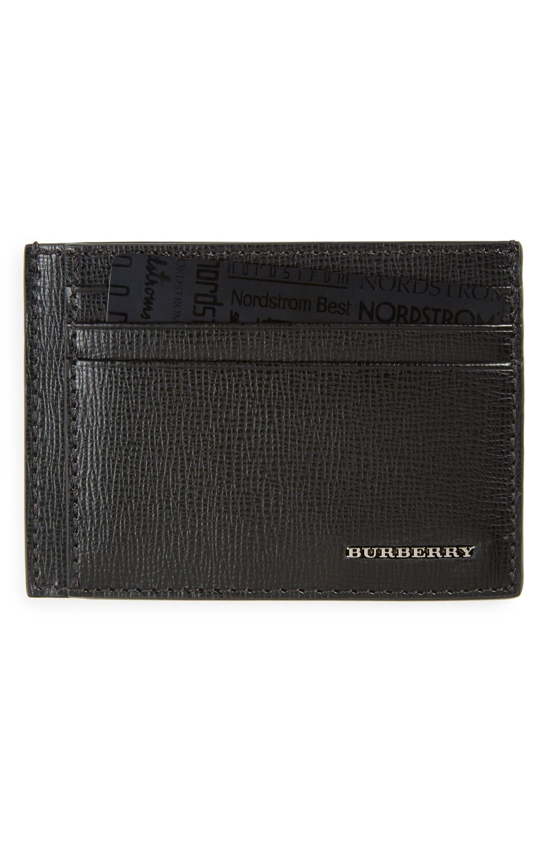 Burberry New London Leather Card Case