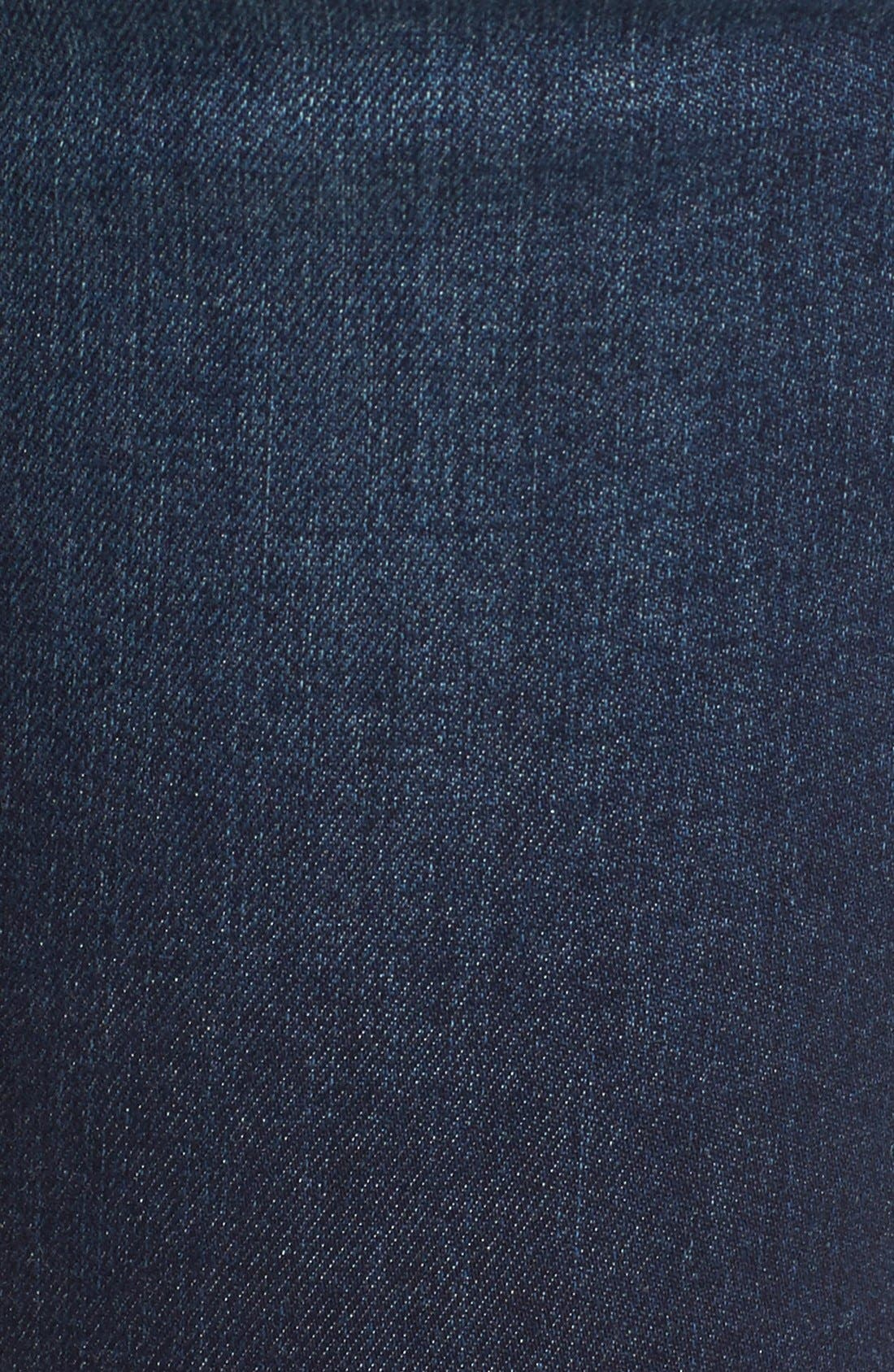 Alternate Image 5  - Articles of Society 'Mya' Skinny Jeans (Tahoe)