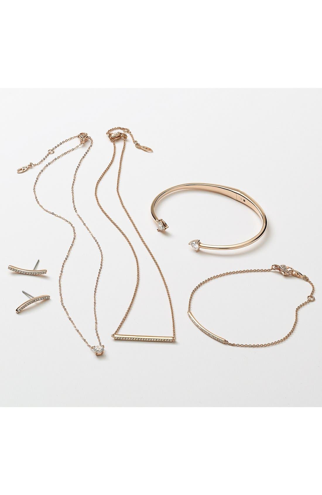 Alternate Image 5  - Nadri Cubic Zirconia Pendant Necklace