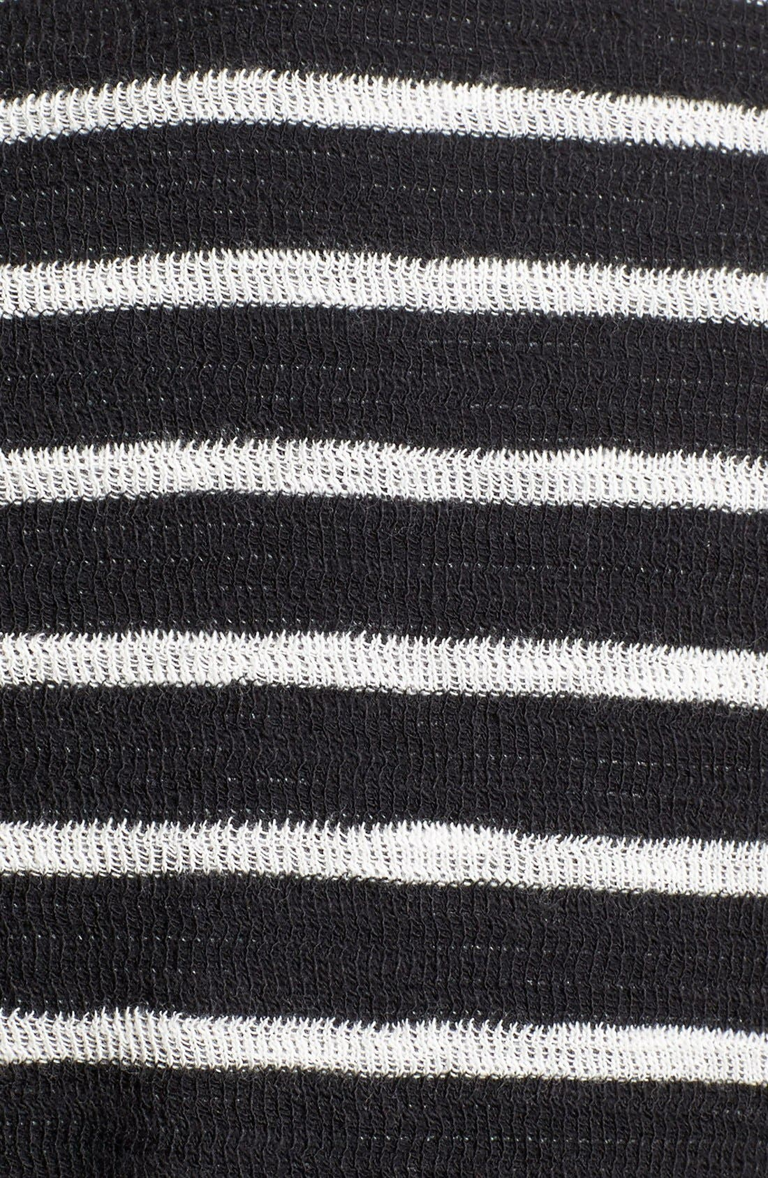 Alternate Image 5  - Caslon® One-Button Knit Blazer (Regular & Petite)