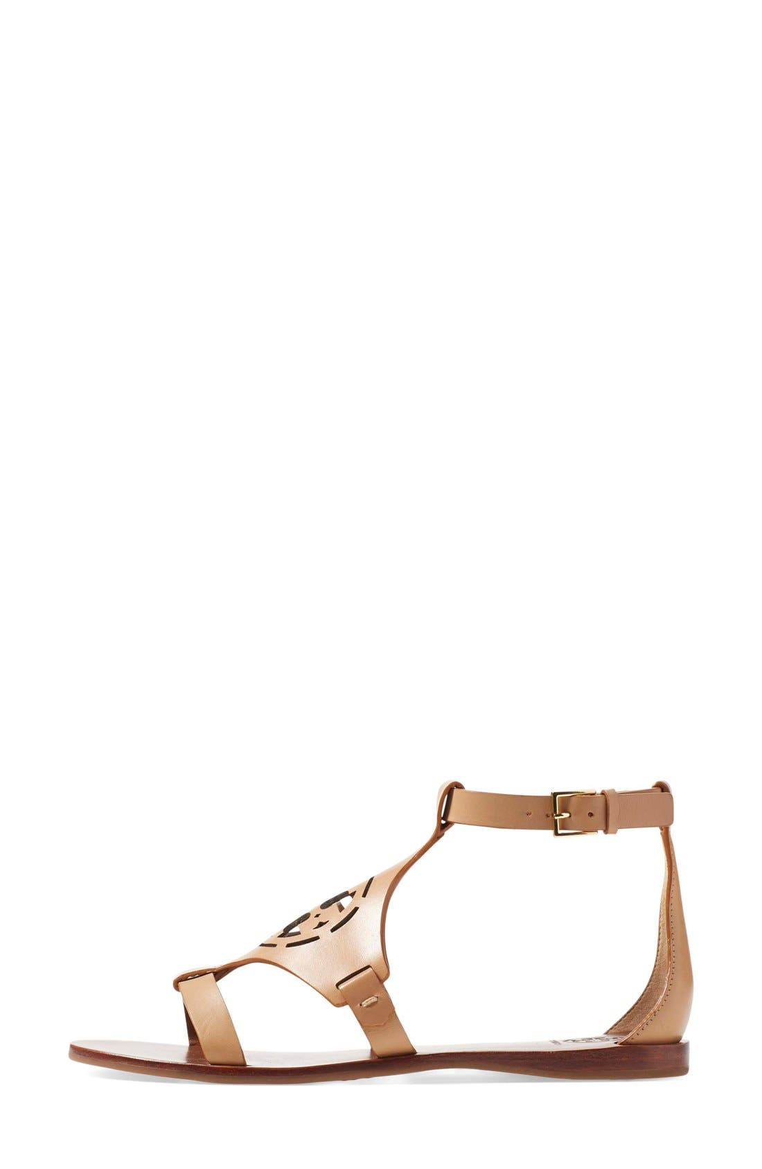 Alternate Image 4  - Tory Burch 'Zoey' Sandal (Women)