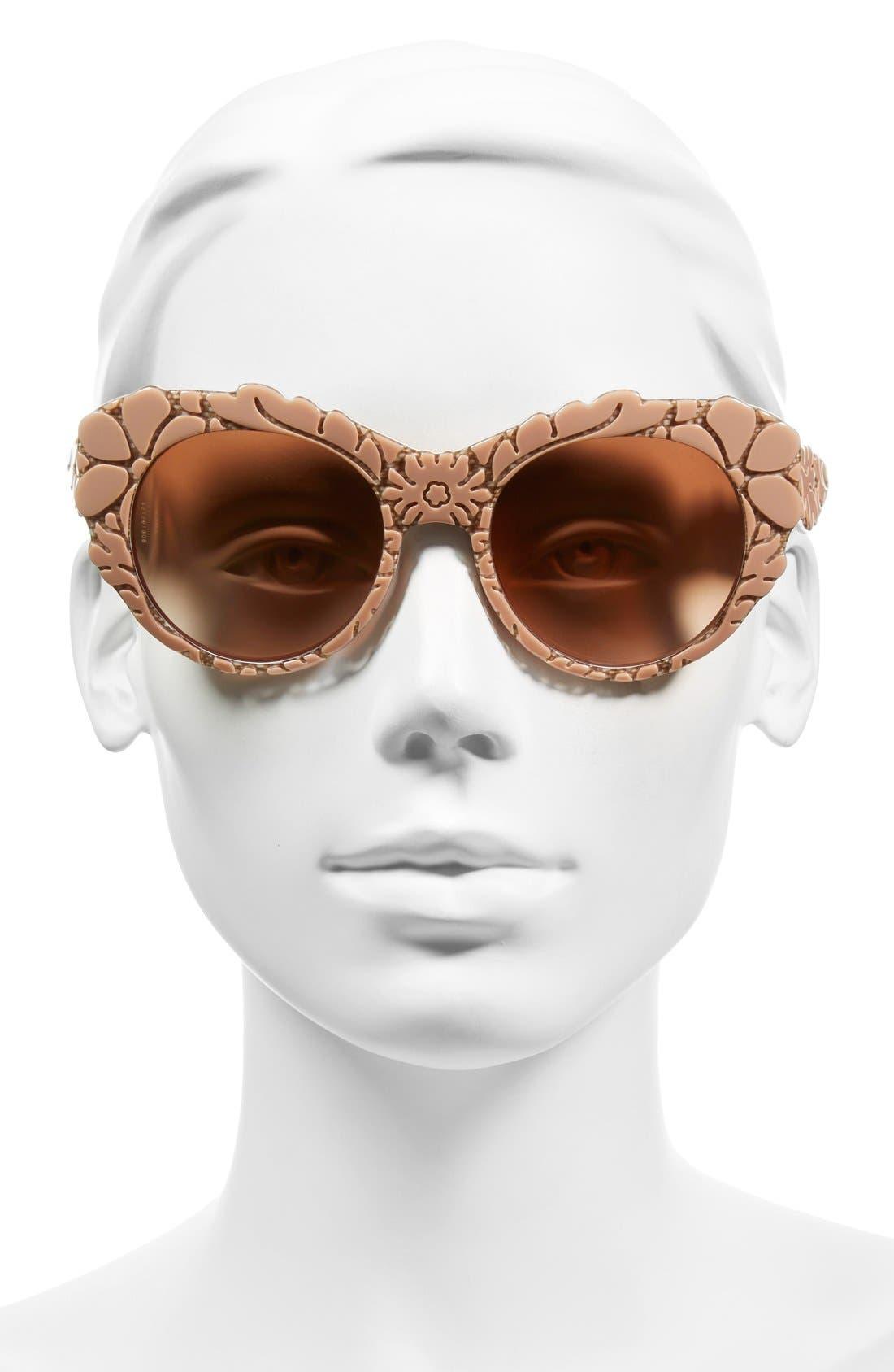 Alternate Image 2  - Dolce&Gabbana 53mm Sunglasses