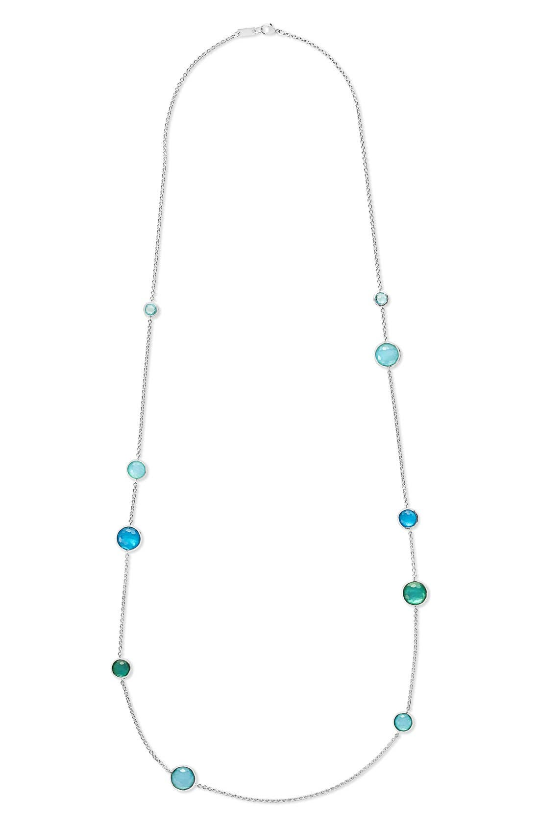 Alternate Image 1 Selected - Ippolita 'Wonderland - Lollipop' Long Station Necklace (Nordstrom Exclusive)