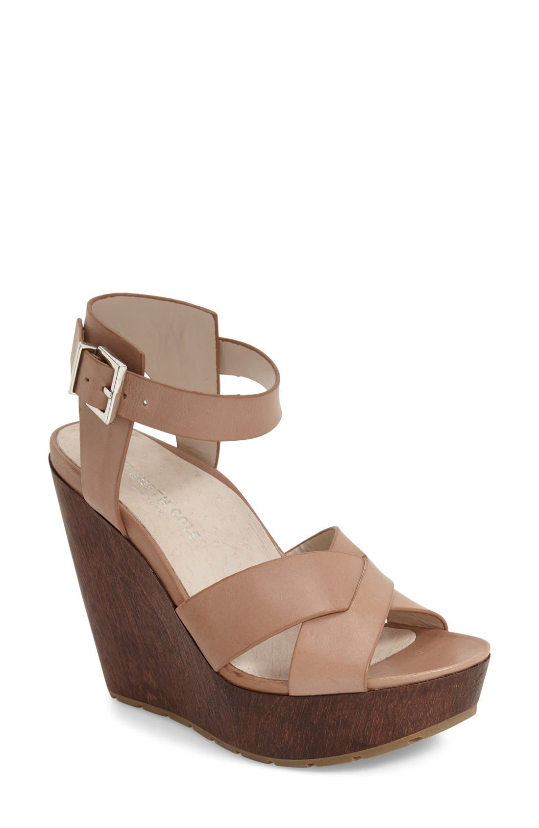 Kenneth Cole New York 'Clove' Sandal (Women)