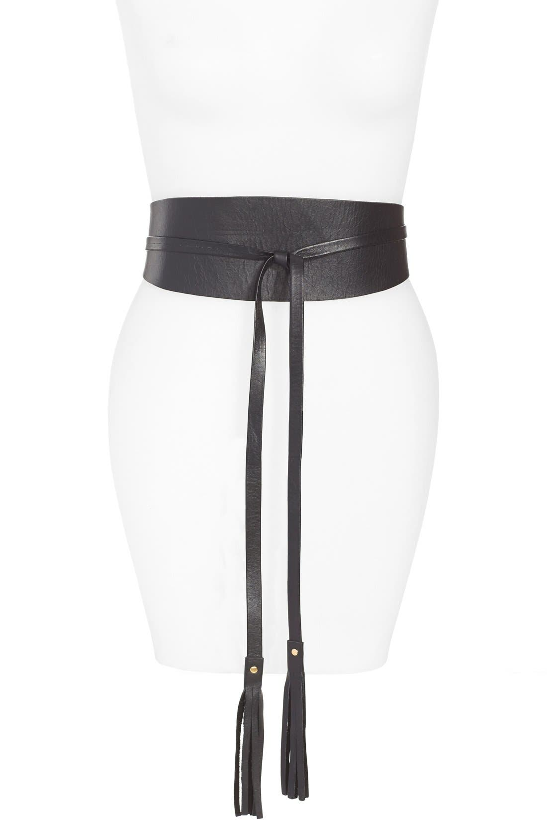 Ada 'Amelie' Leather Belt
