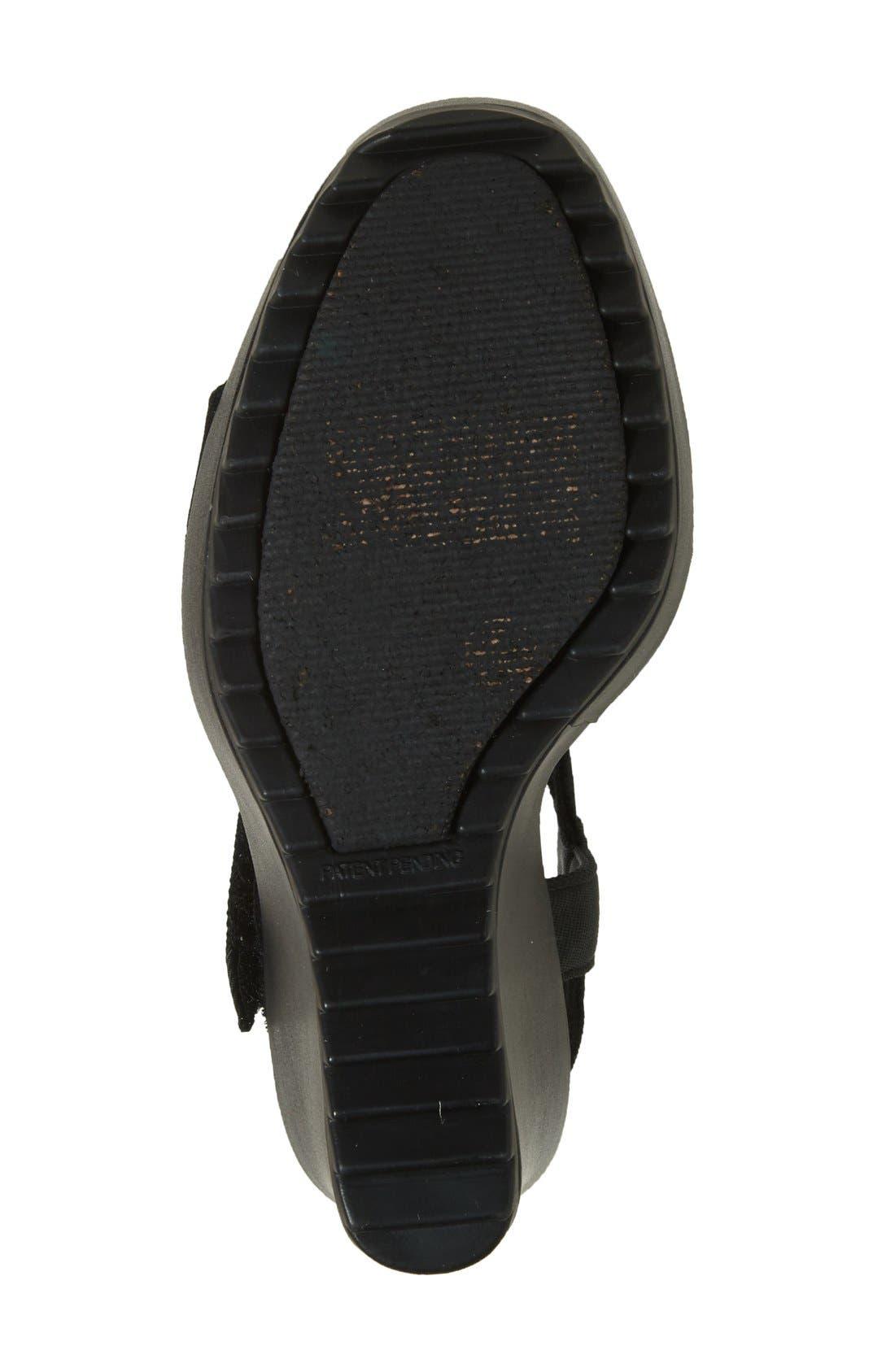 Alternate Image 4  - BCBGeneration 'Carille' Wedge Sandal (Women)