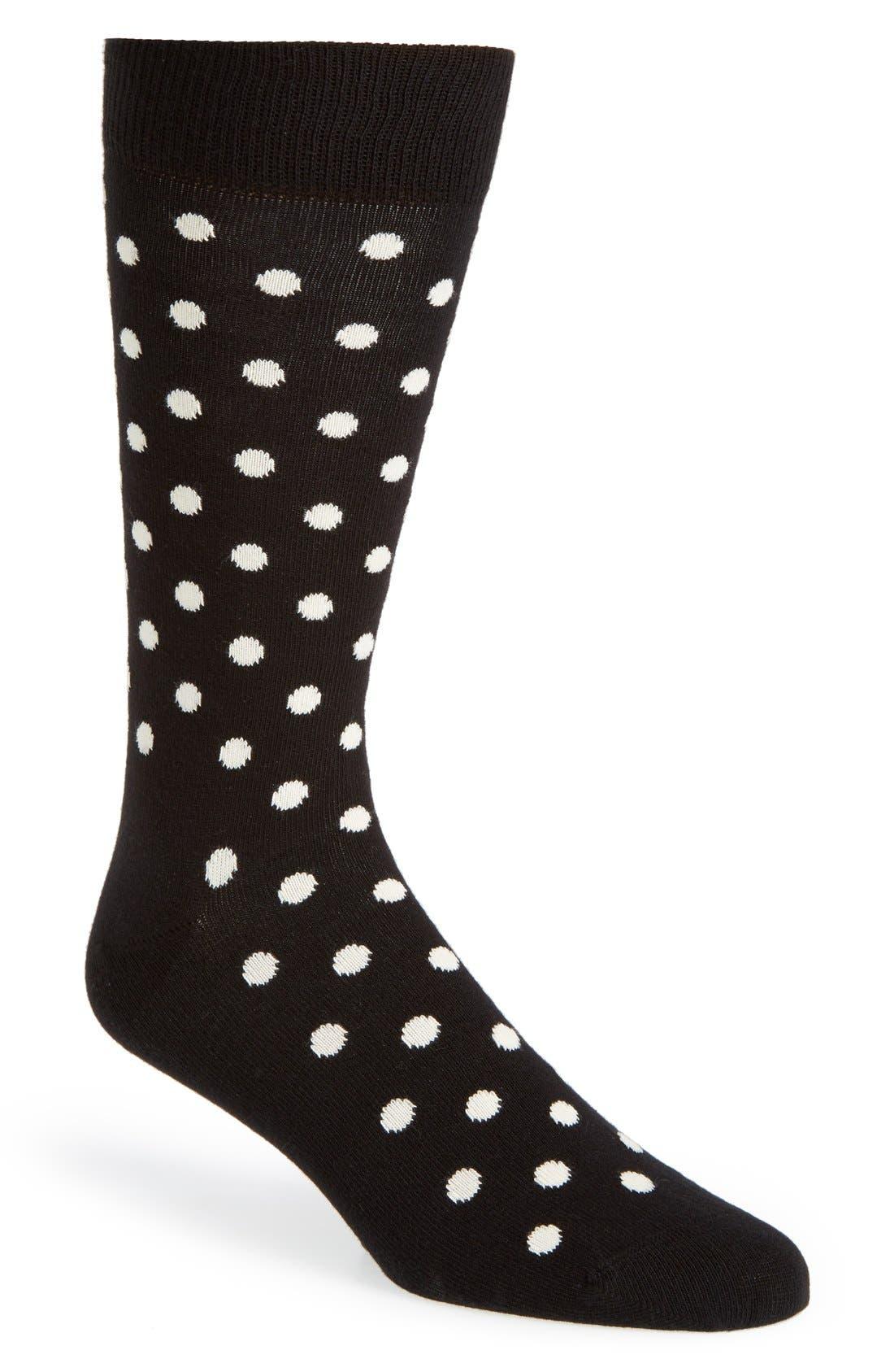 Happy Socks Dots Socks (3 for $30)