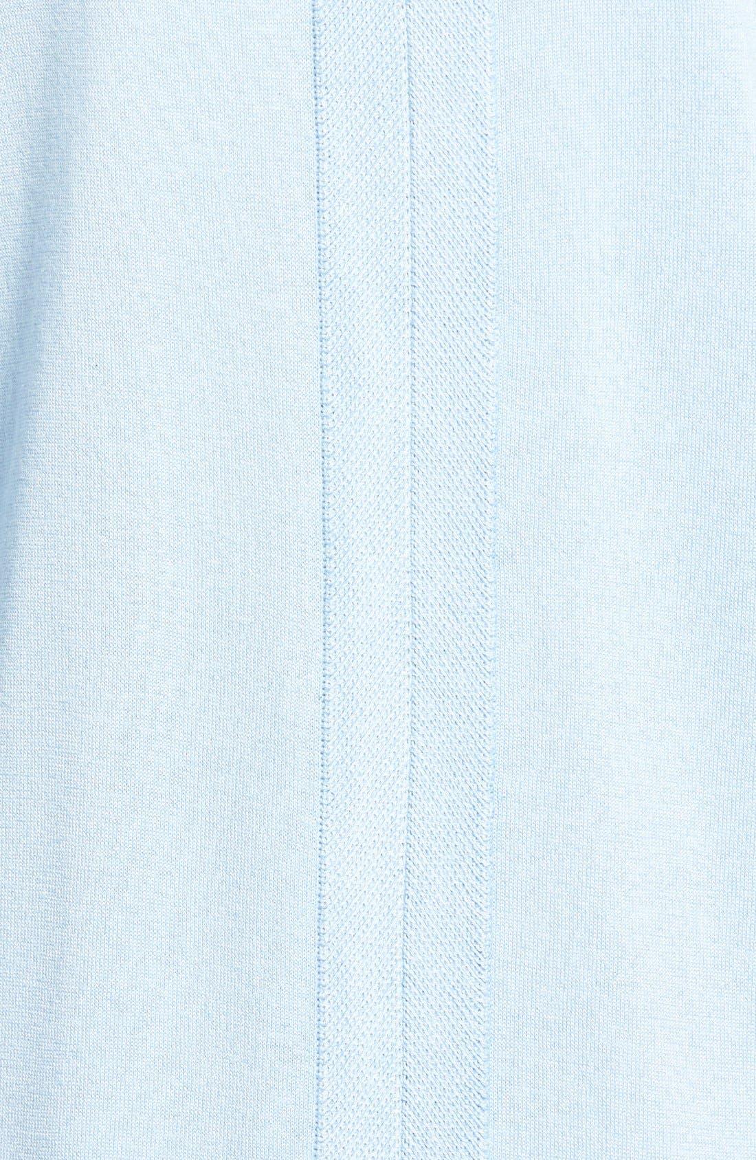 Alternate Image 5  - Nordstrom Collection Silk & Cashmere Long V-Neck Cardigan