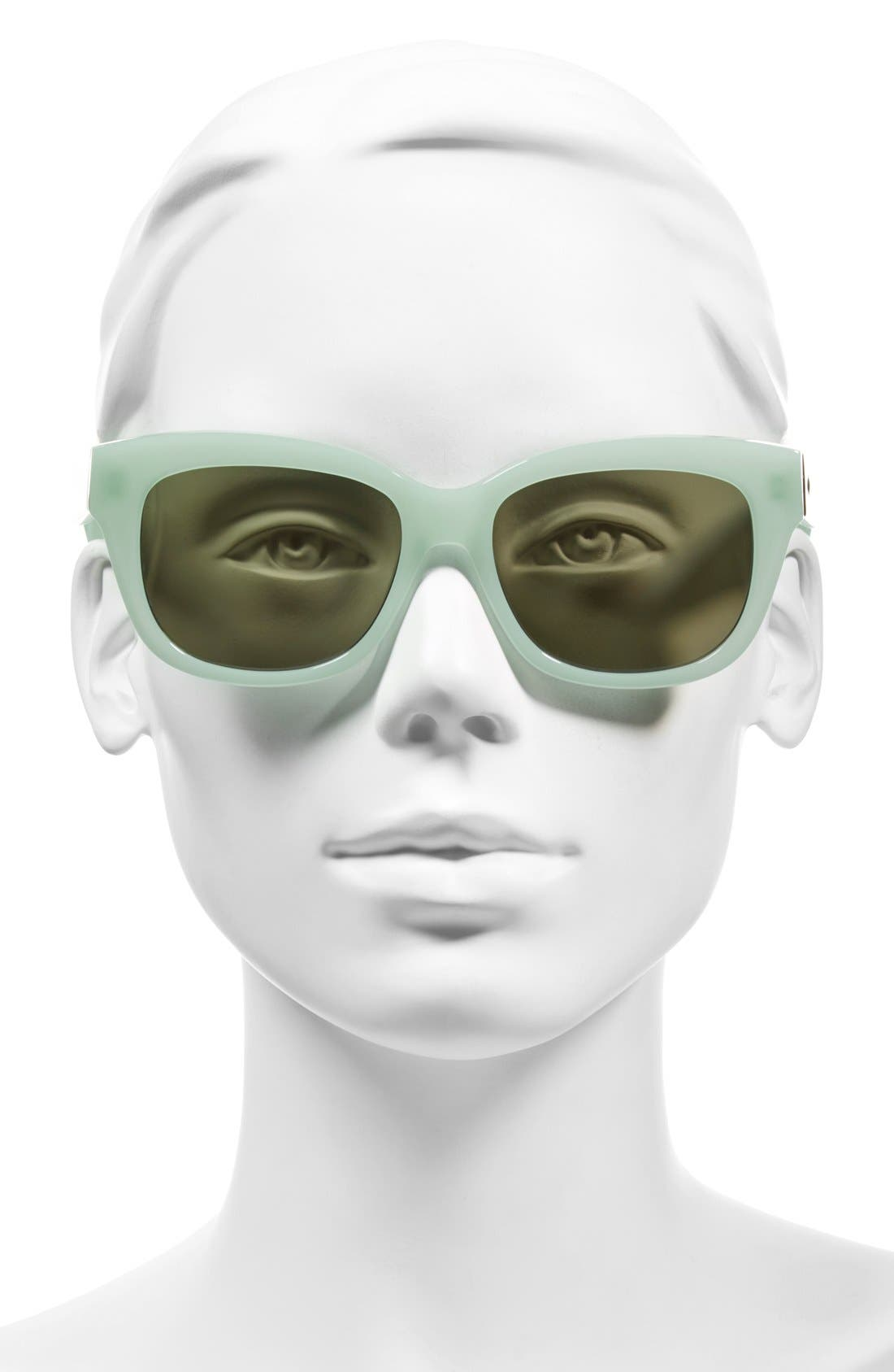 Alternate Image 2  - kate spade new york 'lorelle' 53mm cat eye sunglasses
